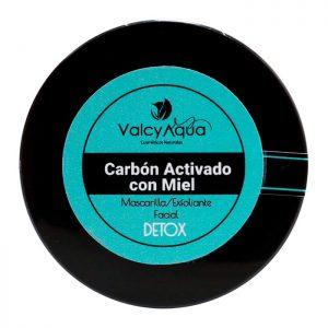 Jabón Facial de Carbón Activado con Cardamomo