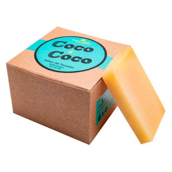 Jabón Facial Aceite de Coco